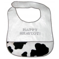 """Happy Shavout"" Baby BIb"