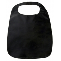 Adult Clothing Protector Black  Bib