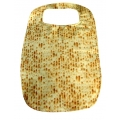 Matzah Adult Bib /Clothing Proctector