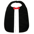 Adult Clothing Protector Tuxedo Bib