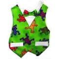 Green Frogs Corporate Boy Bib