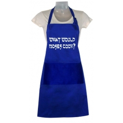 What Would Moses Cook? Apron