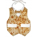 Matzah Corporate Boy Baby Bib