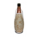 Matzah Wine Bottle Cover
