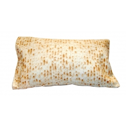 Matzah Small Pillow