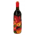 Apple Winebottle Cover