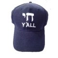 """Chai Y'All Dark Blue"" Hat"