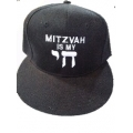 """ Mitzvah Is My Chai"" Hat"